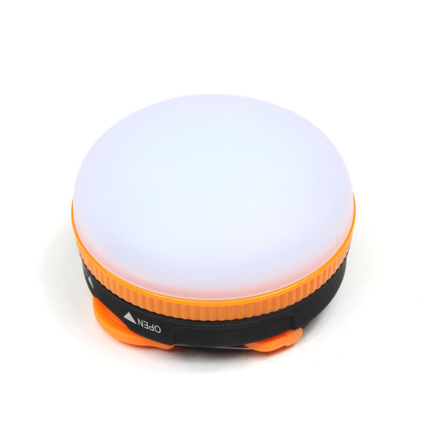 ランタン [モード変換] マルチLEDランタン ★明るさ180ルーメン ランタイム約20時間 単4電池/eneloop対応
