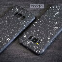 Samsung Galaxy S8 ケース/カバー プラスチック メタ...