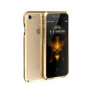 iPhone7ケースアルミバンパーシャープエッジかっこいいアイフォン7メタルサイドバンパー