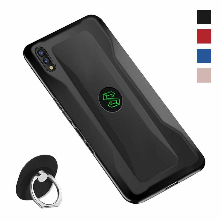 スマートフォン・携帯電話用アクセサリー, ケース・カバー Black Shark2 TPU 2