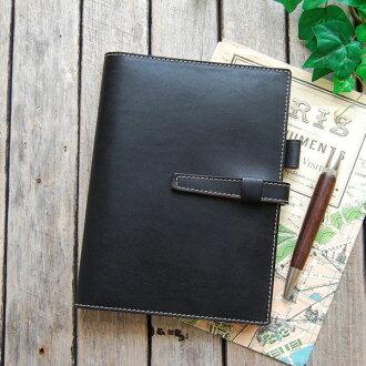 Rodia cover 16 leather No.16 / RHODIA shot notes L memo cover