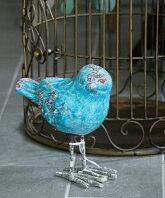 Adaleya小鳥のオブジェB