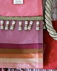 Houles ボージョンシー ベアード フリンジカーテン クッション タッセル トリム 部材 飾り ブレード リボン コード フランス