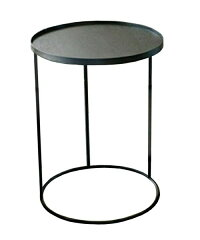 NOTREMONDEサイドテーブル・ラウンド・ベースPM
