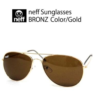 neff / ネフ サングラス VISION BRONZ / SG0016GOLD カラー : GOLDNEFF Neff neff グローブ パーカー サングラス キャップ ウェア tシャツ ニット帽 ステッカー リュック スーノーボード アウトドア