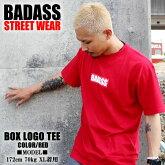 B系のストリートのメンズファッションの半袖Tシャツ