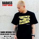 B系のストリートファッションのメンズの半袖Tシャツ