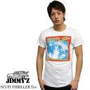 JIMMY'Z/ジミーズ 半袖Tシャツ SCI-FI THRILLER TeeJIMMY'Z じみーず JIMMYZ ジミージー サーフブランド OLD SURF 80年代 オールドスケート OLD SKATE ガレージ メンズファッション ショーツ Tシャツ 正規品