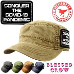 COVID-19 キャップ 帽子 メンズ ブランド 春夏 コロナウイルス