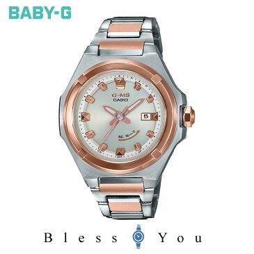CASIO BABY-G カシオ ソーラー電波 腕時計 レディース ベビーG G-MS 2020年2月新作 MSG-W300SG-4AJF 38,0