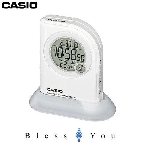 カシオ 目覚まし時計付き防災用ライト DQD-410J-7JF 新品お取り寄せ 4,0
