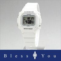 カシオデジタルウォッチホワイト腕時計CASIOF-108WHC-7BJF3,0[チープカシオプチプライスチプカシプチプラ]