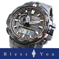 メンズ腕時計カシオプロトレック高度計PRW-S6000Y-1JF72,0