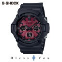 CASIO G-SHOCK カシオ ソーラー電波 腕時計 メンズ Gショック 2019年10月新作 ブラック&レッド GAW-100AR-1AJF 25,0