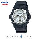 CASIO G-SHOCK カシオ ソーラー電波 腕時計 メンズ Gショック AWG-M100S-7AJF 24,0