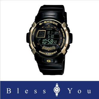 New G-Shock watch G-SHOCK Gold Treasure G-7700G-9JF [Order product] Gift your new