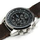 グランドールプラス クロノグラフ 腕時計 GRANDEUR PLUS イタリアンレザー(タンニンレザー) GRP001W3 メンズ mp20 3