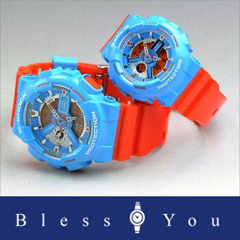 GショックペアウォッチGA-110NC-2AJF-BA-110NC-2AJF30,0【腕時計ペアカップルブランドウォッチ】
