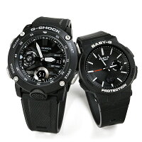 [09NEW]ペアウォッチジーショックGショック/ベビーGG-shockBaby-GGA-2000S-1AJF-BGA-255-1AJF28,0ブラック[腕時計ペアカップルブランドウォッチ]
