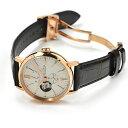オリエントスター ペアウォッチ 機械式時計 brown皮革 RK-AV0001S-RK-ND0003S 126,0 ORIENT STAR クラシックセミスケルトン 腕時計 3