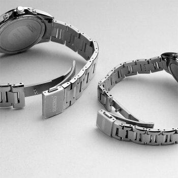 [お取り寄せ]セイコー腕時計ソーラー電波ドルチェ&エクセリーヌペアウォッチwh【ペアウォッチカップルブランド】SEIKOSADZ175-SWCW095260,0