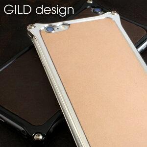 【iPhone6】【営業日即日発送】GILDdesign《ギルドデザイン》ソリッドバンパーforiPhone6用レザーパネル【MadeinJapan】背面パネル着せ替え用プレートiPhone64.7inch【送料別】【あす楽対応】