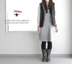 【MORE SALE開催中!】THE SMOCK SHOP(スモックショップ)×BLEU COMME BLEU(ブルーコムブルー) ...