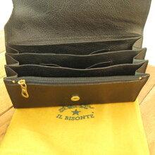 Jacket Wallet 412230: Dark Brown