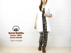 【10022502】Betty Smith(ベティスミス) タイトストレート・BAW2053C-1981201【楽ギフ_包装】【2sp_120307_a】