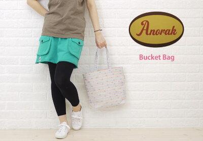 ポイント最大32倍★Anorak(アノラック) Bucket Bag・A013【10024507】Anorak(アノラック) Bucke...