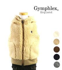 【2014年秋冬新作】【JP】BCB別注*Gymphlex(ジムフレックス)ポリエステル ボア キッズ フード ...