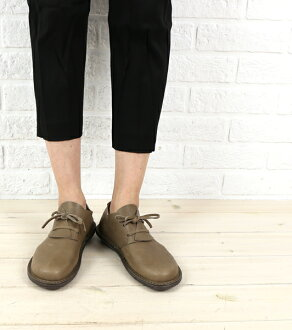 """TRIPPEN (trippen) leather lace-up shoes """"SPOILER""""-SPOILER-WAW-0071501"""