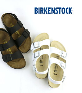 "BIRKENSTOCK(ビルケンシュトック)ビルコフロー ストラップサンダル ""MILANO""…"