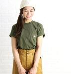 DANTON(ダントン)空紡コットン半袖クルーネックポケットTシャツ・JD-9041