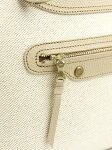 TOFF&LOADSTONE(トフアンドロードストーン)綿キャンバス×型押しレザーブリーフケーストートバッグKEYキャンバス・TL-5410