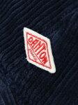DANTON(ダントン)コットンコーデュロイハット帽子8wellcords・JD-7124SCO