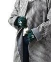 レディース ウール製 スマイル ハンドウォーマー 指なし手袋 防寒 手袋 グローブ スマホ 携帯 ボーダー ストライプ 無地 アームウォーマー ウール100% フリース 毛糸 ハンドメイド かわいい おしゃれ 手作り 暖かい ニット 2重 メール便 送料無料