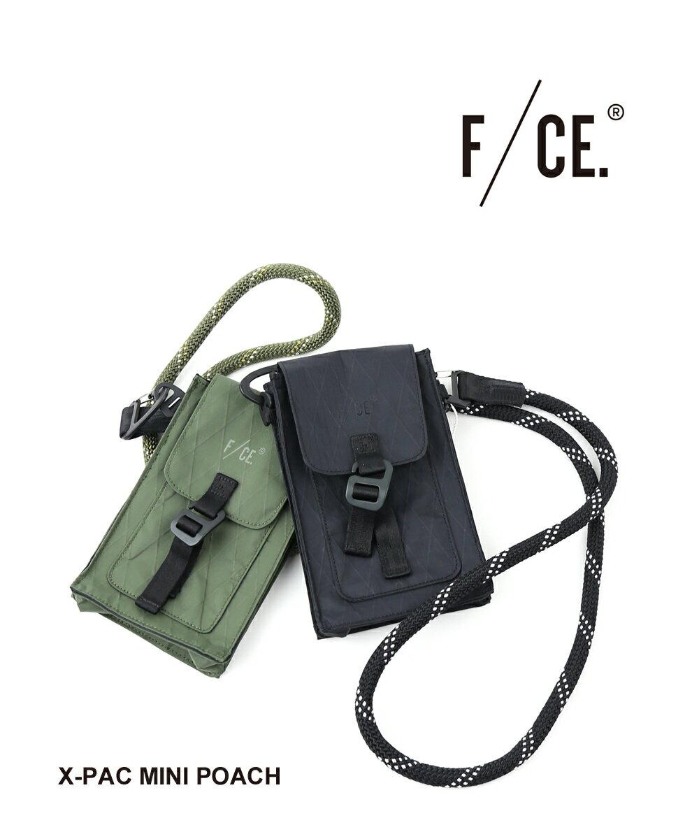 レディースバッグ, ショルダーバッグ・メッセンジャーバッグ  FCE. X-PAC MINI POACH F2002XP0055-4392101M 55