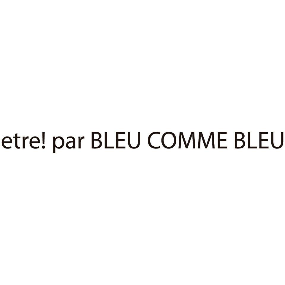 etre!par bleu comme bleu