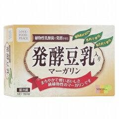 【あす楽対応】発酵豆乳入りマーガリン 160g【02P20Sep14】