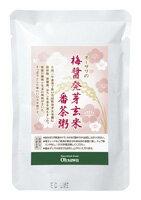 【メール便】オーサワの梅醤発芽玄米番茶粥 200g オーサワジャパン