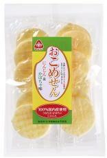 おこめせん・にんじん&かぼちゃ味 12枚×2個 サンコー