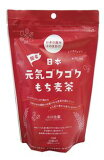 【送料無料(メール便)】オーサワ 日本元気ゴクゴクもち麦茶 100g(5g×20ティーバッグ)