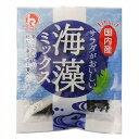 【送料無料(メール便)】創健社 北村物産 サラダがおいしい海藻ミックス 10g x2個セット