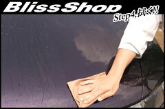 ブリス(Bliss)320ml単品(極細繊維クロスを付属)高密度ガラス繊維系ポリマー「ブリス」