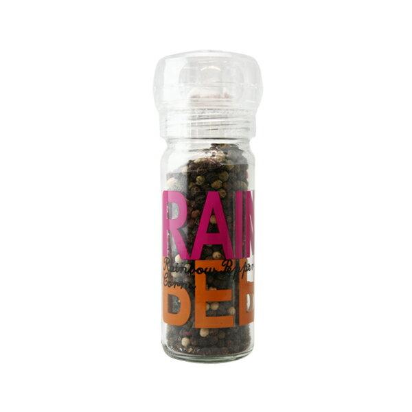 スパイスアップ rainbow pepper レインボーペッパー 48g (ミル付)