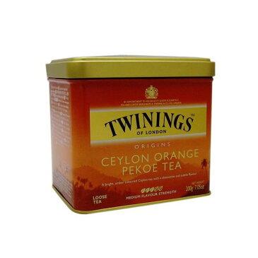 【12個セット】トワイニング紅茶(TWININGS) オレンジペコ(ORANGEPEKOE)リーフティ 200g×12