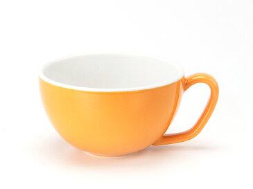 【美濃焼/食器】カフェドランチスープカップ おれんじ 径12cm/470ml【スープ,カップ,ホカホカ,オレンジ】 【bloom-plus】