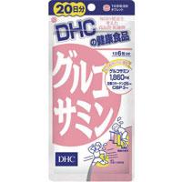 DHC 氨基葡萄糖 20-120 片