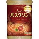 バスクリン 大人のバスクリン 豊かなブラッドオレンジの香り 600g【正規品】